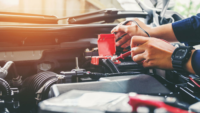 Car Battery Replacement Service London