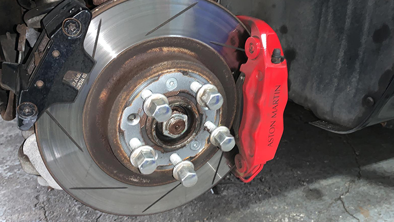 brake pad repair in London