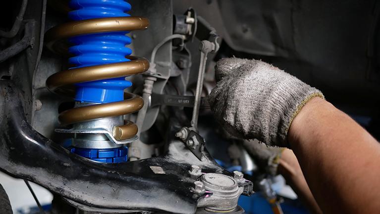 car suspension repair in london
