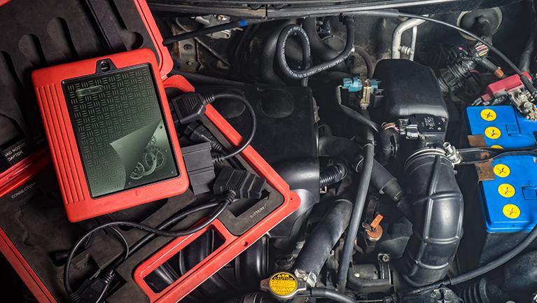 car diagnostics London