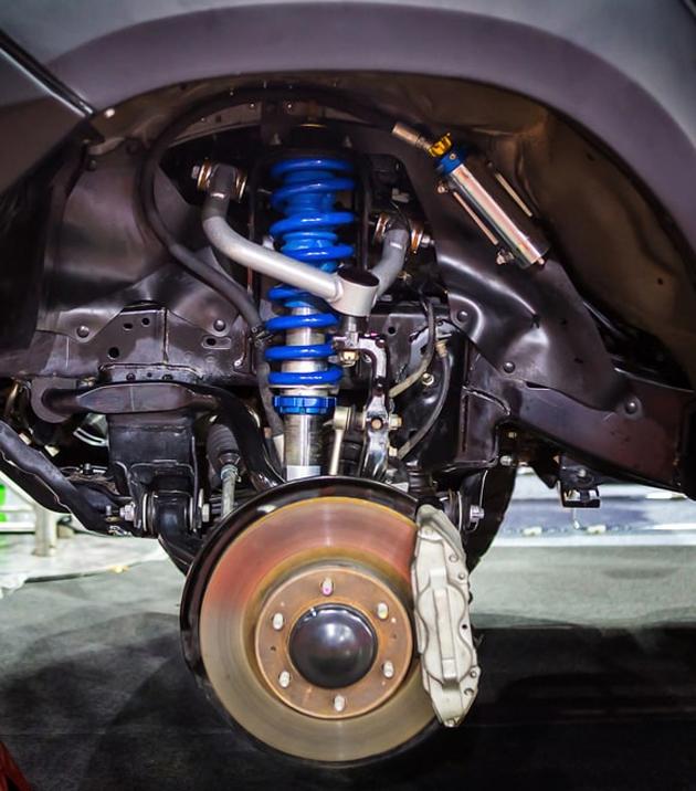 Car suspension repair shops in London